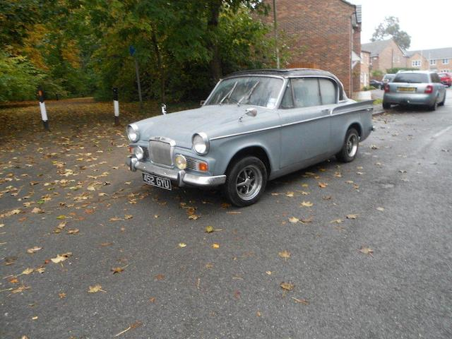 1964 Sunbeam Rapier Series IV