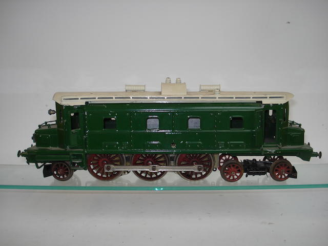 Marklin gauge I 20volt 2.C.1 (4-6-2) Swiss electric locomotive, 1930's