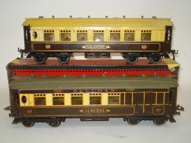 Hornby Series No.2/3 Pullman coaches 2