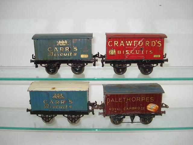 Hornby Series Private Owners vans 4