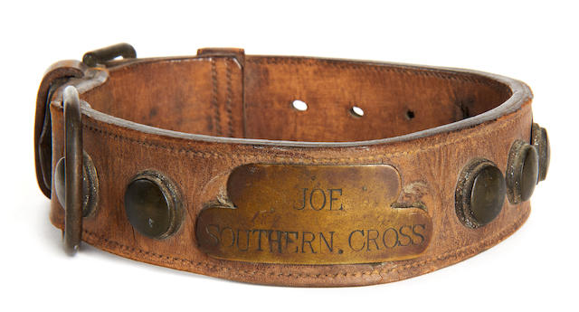 BERNACCHI and BORCHGREVINK - JOE'S SLED-DOG COLLAR