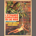 Creature From The Black Lagoon / L'Etrange Creature Du Lac Noir, Universal, 1951,