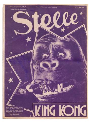 King Kong,