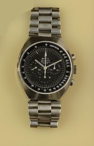 Omega: A gentleman's Speedmaster Professional Mark II wristwatch,