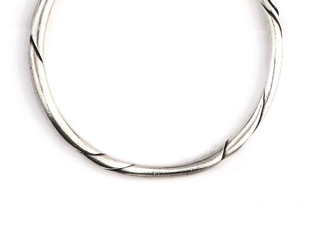 Georg Jensen: A bangle, designed by Ole Kortzau