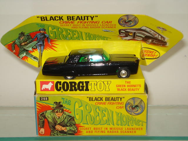 Corgi 268 The Green Hornet's Black Beauty