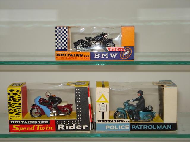 Britains motorbikes 3