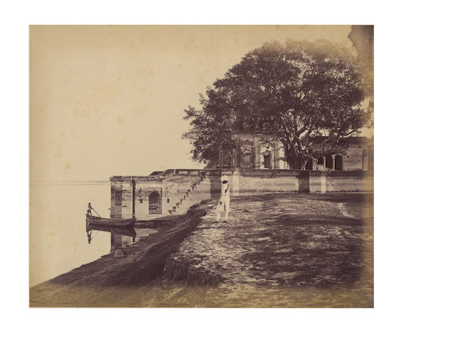 CAWNPORE A group of 7 topographical and architectural views, [c.1870s-1890] (7)