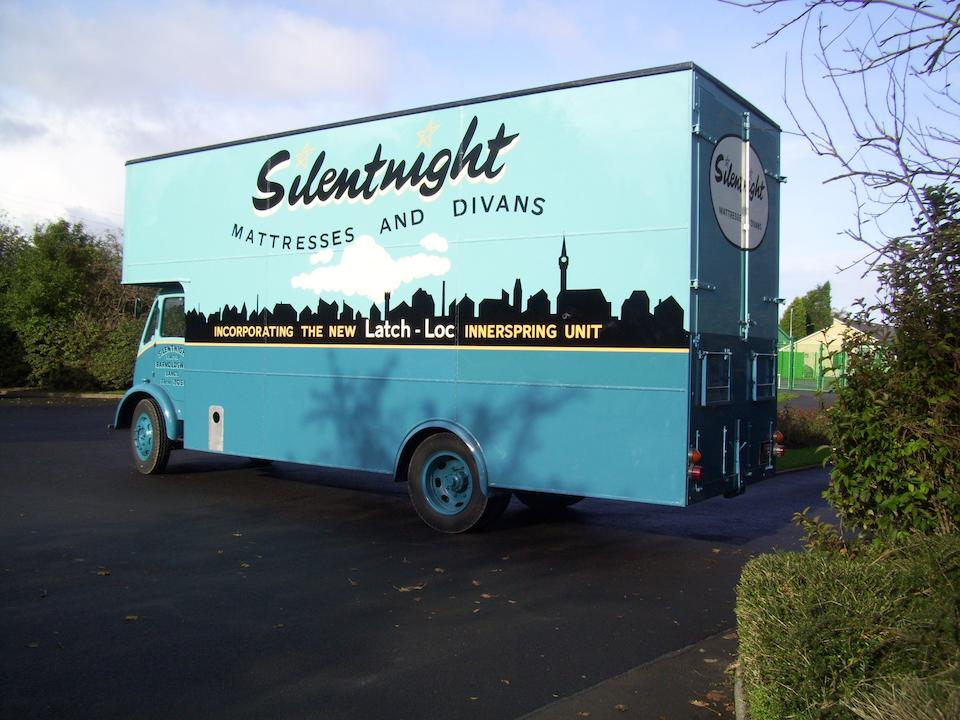 Offered directly from the founding family of the Silentnight Company,1951 Guy Otter Pantechnicon  Chassis no. LOD42925 Engine no. 84012