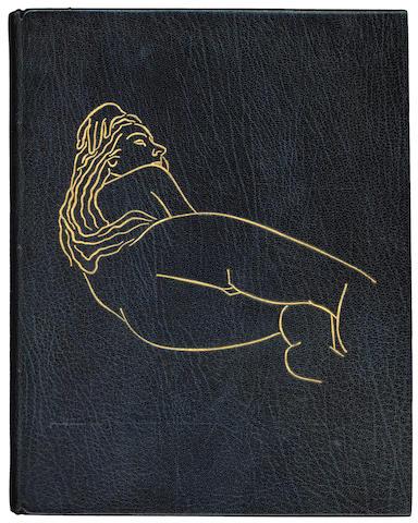 PRÉVOST D'EXILES (ANTOINE FRANCOIS) Histoire du Chevalier des Grieux et de Manon Lescaut, 1927; and 12 others, French literature (13)