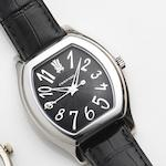 Chopard. An 18ct white gold quartz centre seconds wristwatch The Prince's Foundation, Ref:12/7433, Case No.967034, Circa 2000