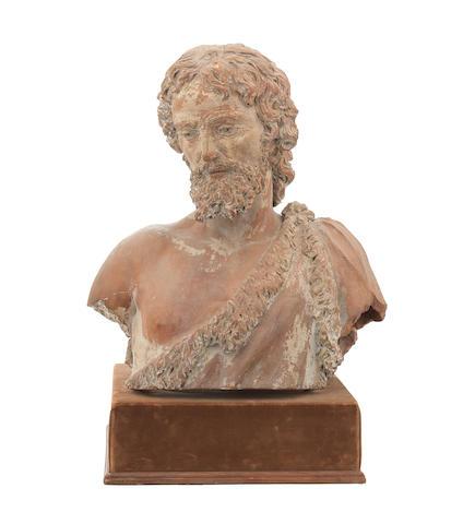 A 16th century Italian bust