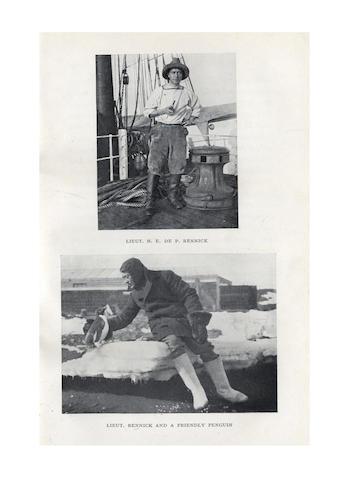 SCOTT (ROBERT FALCON) Scott's Last Expedition, 2 vol., Smith, Elder, 1913