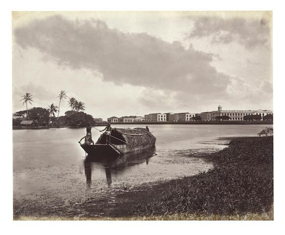 JAVA and CEYLON An album of upwards of 100 images of Batavia and Java, Ceylon, Aden, Suez and Egyptian types