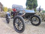 1902 Oldsmobile 5hp 'Curved Dash' Runabout  Chassis no. 7819 Engine no. 7819