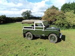 1957 Land Rover Series I Utility 88""
