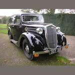1939 Wolseley 10hp Saloon
