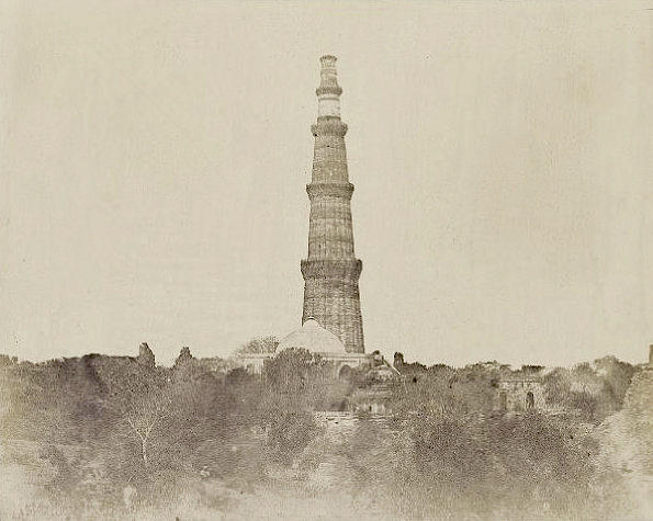 DELHI MURRAY (JOHN) The Qtub Minar, [c.1860]
