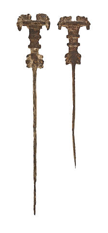 Two Iron Daggers