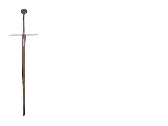 A Medieval Sword Of Oakeshott Type XVIII