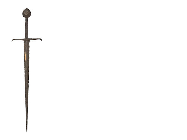 A Medieval Sword Of Oakeshott Type XV