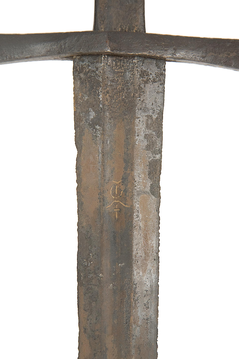 A Fine Medieval Sword Of Oakeshott Type XVII