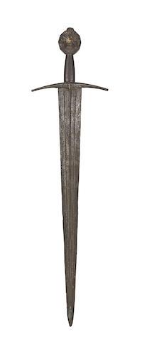 An Impressive Sword