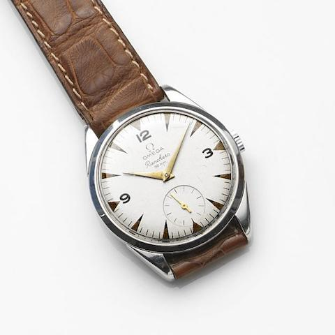 Omega. A stainless steel manual wind wristwatchRanchero, Ref:2900-5, Movement No.14023845, Circa 1954