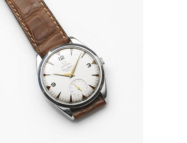 Omega. A stainless steel manual wind wristwatch Ranchero, Ref:2900-5, Movement No.14023845, Circa 1954