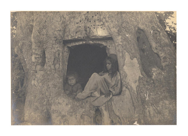 KASHMIR and RAWALPINDI A group of 5 albums of upwards of 200 photographs compiled by a British Army Officer recording military and colonial life