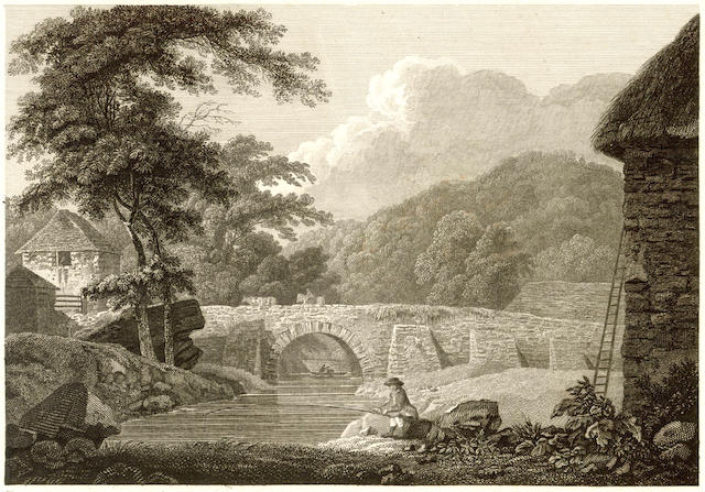 MIDDIMAN (SAMUEL) Select Views in Great Britain, [c.1818]