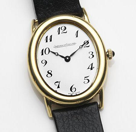 Jaeger-LeCoultre. An 18ct gold manual wind wristwatch Ref:9029, Case No.1312720A, Movement No.1391365, Circa 1960