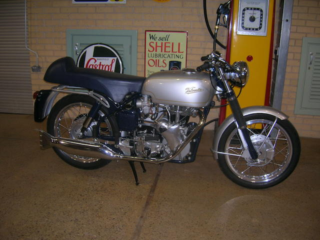 1970 Velocette Venom to Thruxton Spec