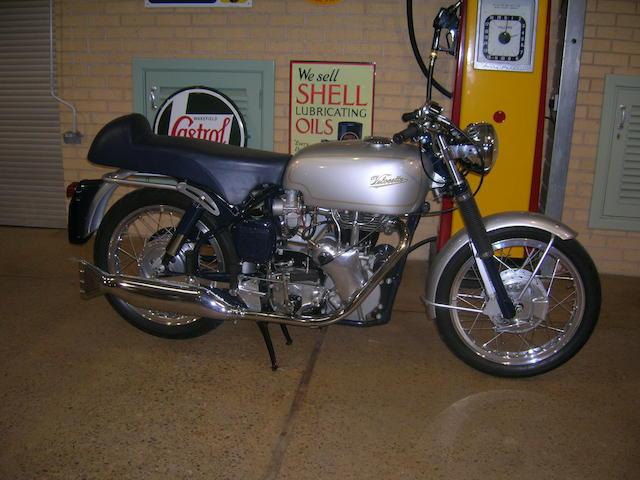 1970 Velocette Venom to Thruxton Spec