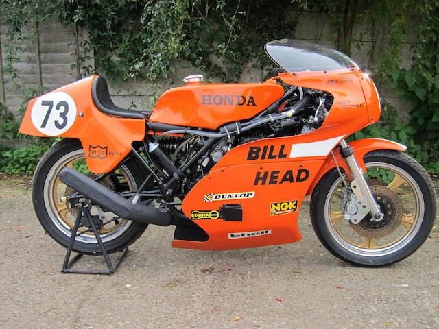 c.1978 Honda FII Works 600cc Racer