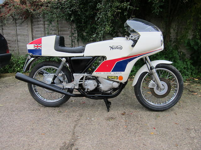 1974 Norton John Player Short Stroke
