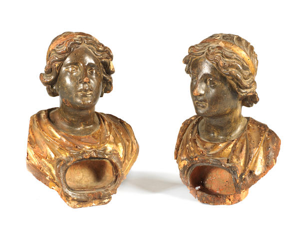 Italian reliquary busts