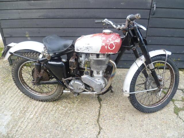 1956 Ariel HT5