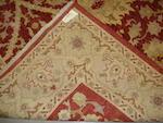 A Ziegler design carpet, 308cm x 207cm