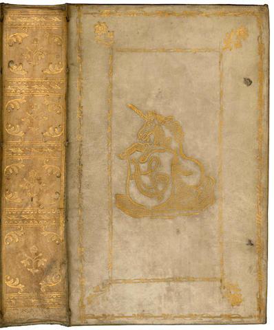 POMEY (FRANCISCUS) Pantheum mysthicum seu fabulosa deorum historia, 1777