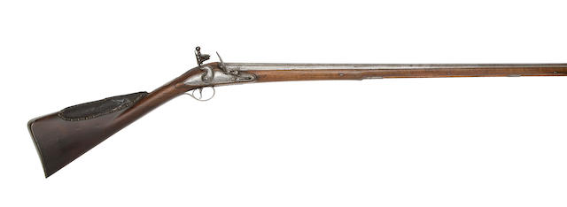 A 13-Bore Flintlock Sporting Gun