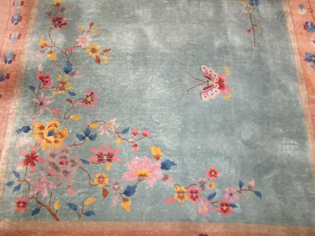 A Chinese Rug (260 x 179cm)
