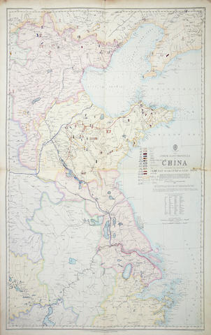 CHINA POWELL (EDWARD J.) The North East Provinces of China...1859
