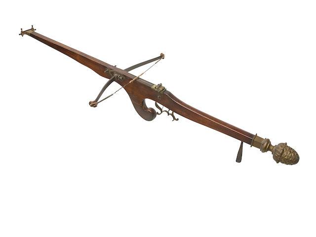 A Belgian Target Crossbow