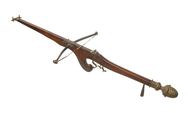 A Belgian Target Crossbow