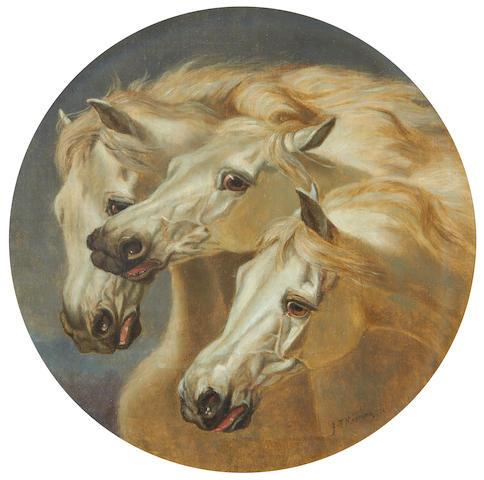 After John Frederick Herring, Jnr. Pharaoh's horses