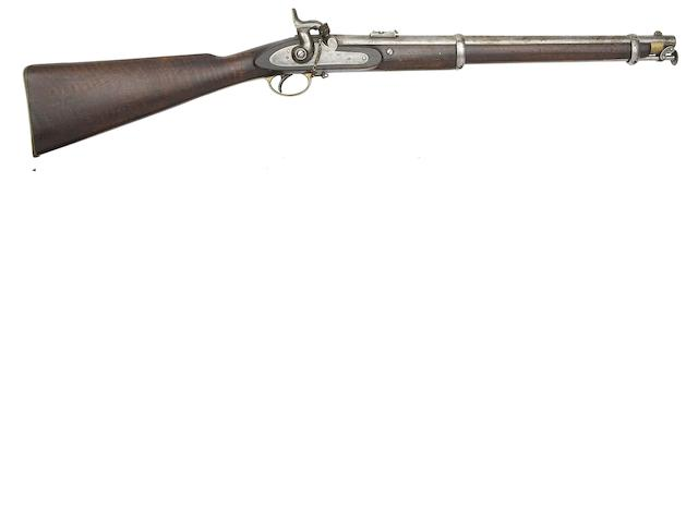 A .577 1856 Pattern Percussion Cavalry Carbine