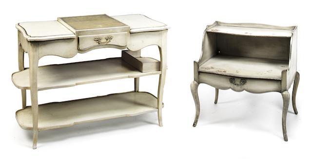 A Modern Rococo Table