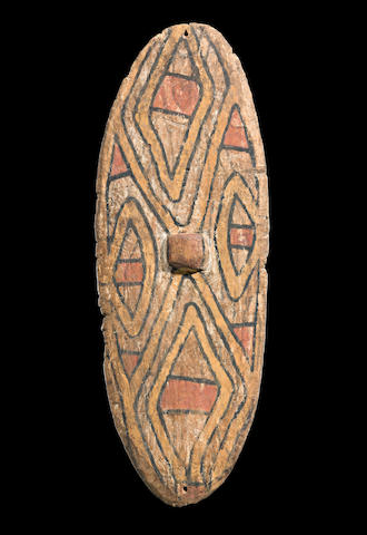 An Early Shield, North Queensland