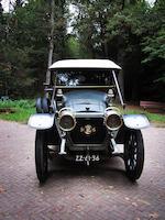 1911 Panhard X14 ,